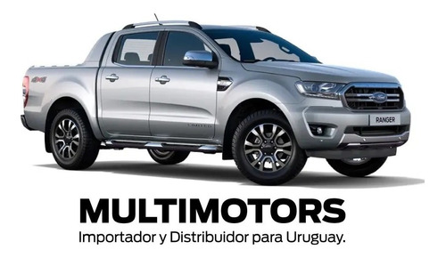 Ford Ranger 3.2 Limited 4x4 A/t Doble Cabina
