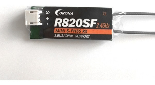 Receptor Dron R820sf Corona (s-fhss) S.bus/cppm Support