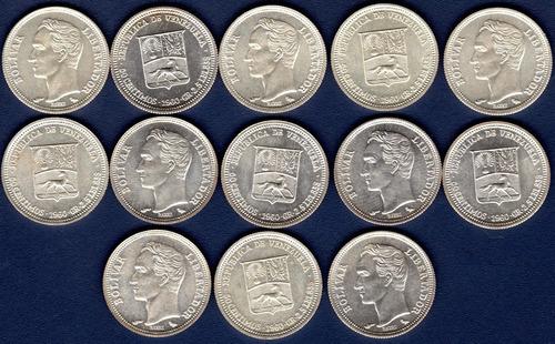 13 Monedas Originales De Plata Arras Matrimoniales Novios
