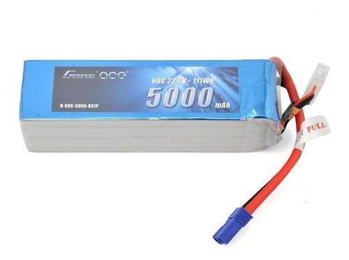 Bateria Lipo 6s 22.2v 5000mah 60c Gens Ace