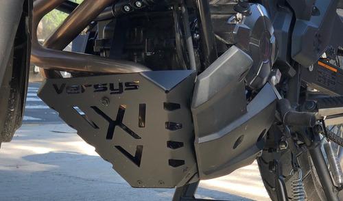 Cubrecarter Versys 300 Proteccion Motor