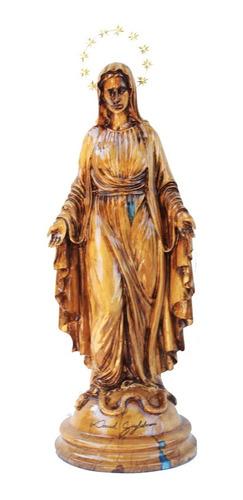 Nossa Senhora Das Graças, Madeira, Arte Sacra