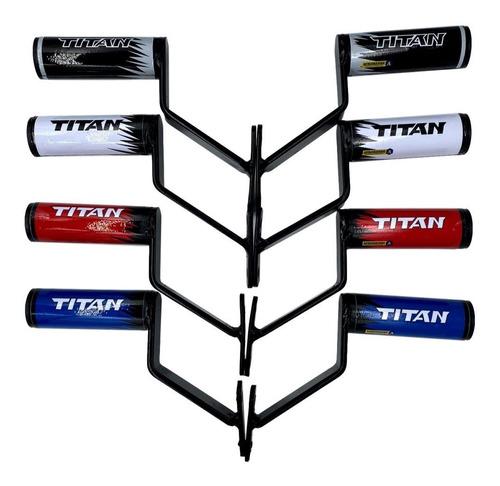 Slider Protetor Motor Honda Titan 125 150 Titan 160 22389