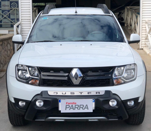 Renault Duster Oroch Outsider 1.6 - 2017 - Blanco