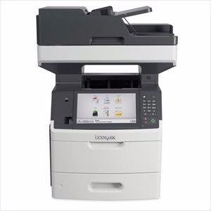 Multifuncional Lexmark Mx711dhe A4 Mono Laser Semi Nova