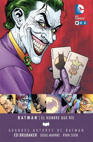 El Hombre Que Rie / Batman / Tapa Dura / Ecc Comics