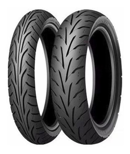 Llanta De Moto 140/70-17 + 110/80-17 Dunlop Gt601