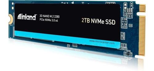 Inland Premium 2tb Ssd 3d Nand Tlc M.2 2280 Pcie Nvme 3.0...