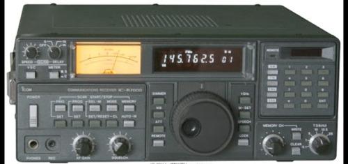 Radio Icom 7000 Escáner Usado