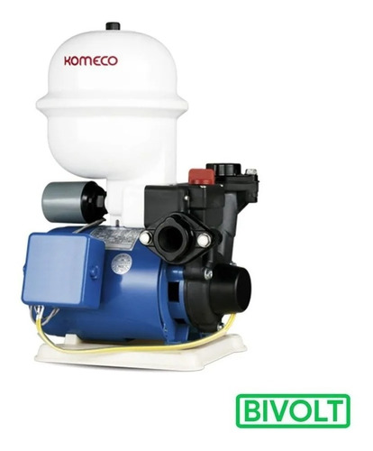 Pressurizador Agua Komeco Tp 825 G2 1/2cv A Pronta Entrega