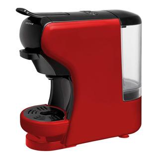 Cafetera Kanji Multicápsula KJH-CM1500MC01 Roja 220V