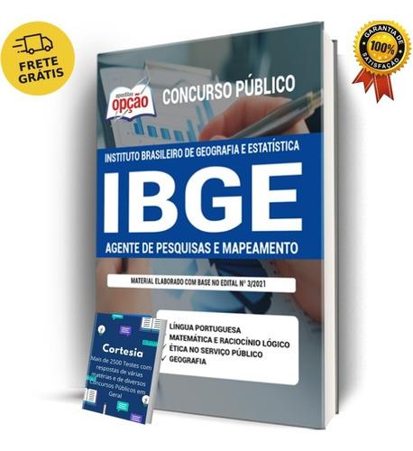 Apostila Ibge Agente De Pesquisas E Mapeamento