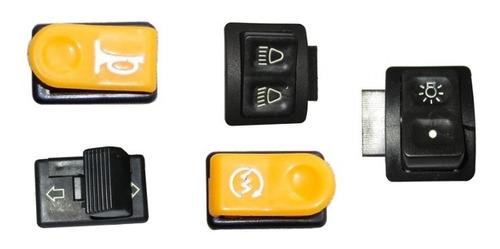 Kit Switch Mandos Tep  Honda C100 Biz