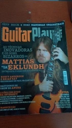 Revista Guitar Player 177