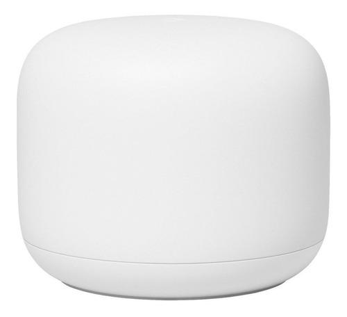 Sistema Wi-fi Mesh Google Nest Wifi  Snow