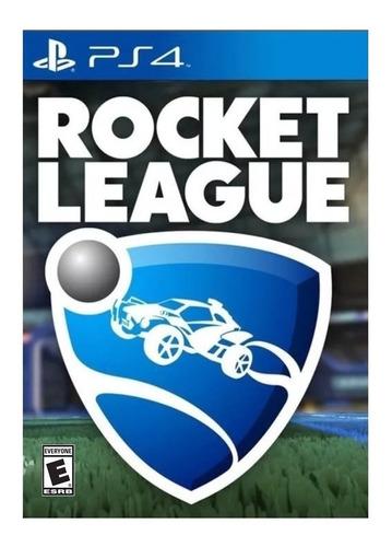Rocket League  Standard Edition Psyonix Ps4 Digital