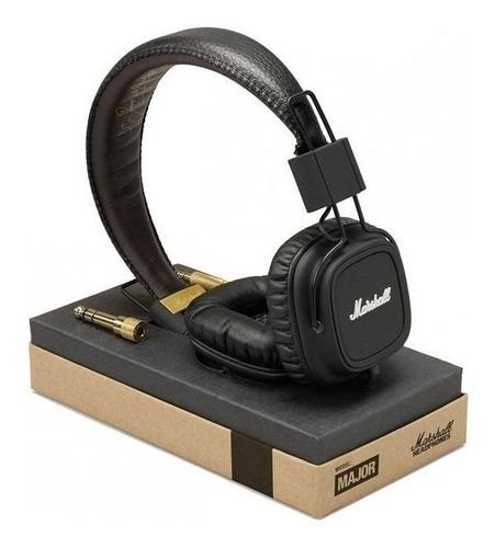 Audífonos Marshall Major Negro