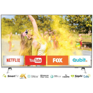Smart Tv 50 4k Ultra Hd 50pud6654/77 Philips