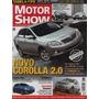 Motor Show Nº323 Corolla Captiva Cr v Ecosport Toyota Etios