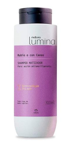 Shampoo Matizador - Lumina Natura - mL a $58
