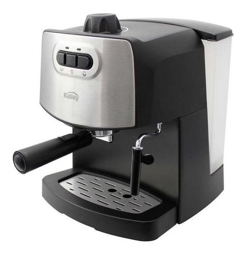 Cafetera Kalley K-ex150 Automática Negra Expreso 120v