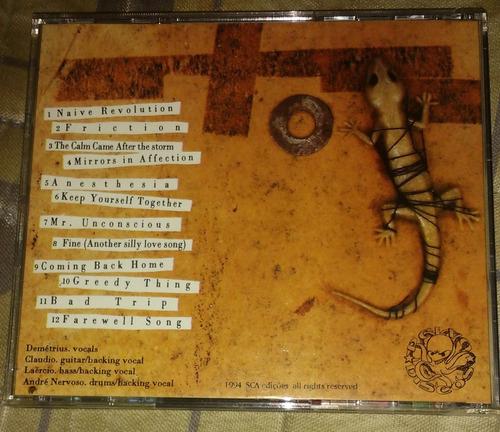 Cd (m) Beach Lizards Brand New Dialog 1994 Novo