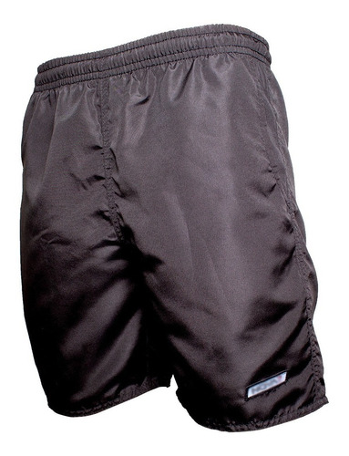 Short Tactel De Elástico Extra Plus Size Masculino 3 Bolsos