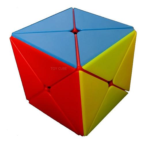 Cubo Mágico 3x3x3 Profissional Original Skewb Zrx