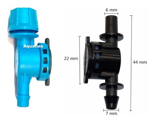 Nebulizador Niebla Riego + Valvula Antigoteo  5,5 L