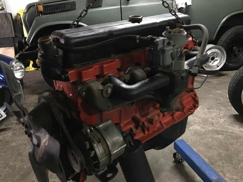 Motor 6cc C10 Chevrolet 261 Belair Impala Marta Rocha Pickup