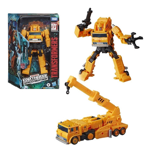 Transformers Generations Earthrise Cybertron Grapple