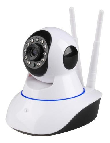Camara De Vigilancia Wifi Visión Nocturna 2 Antenas