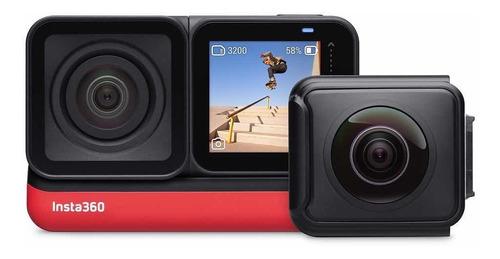 Câmera Insta360 One R Twin Edition ( Lente 4k Lente 360)
