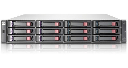 Hp Storageworks M6412a 3.6tb Fibre Channel Enclosure Ag638b