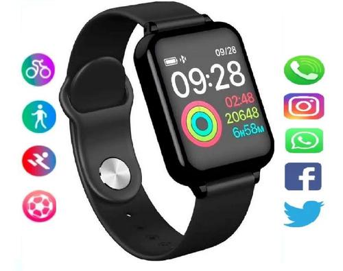Relógio Smartwatch B57 Hero Band 3 Android Samsung iPhone