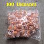 100 Filtro Combustível Gasolina Moto Carburador Universal
