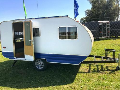 Casa Rodante Mini Sport 350 | Lomas Camping - Luis Guillón