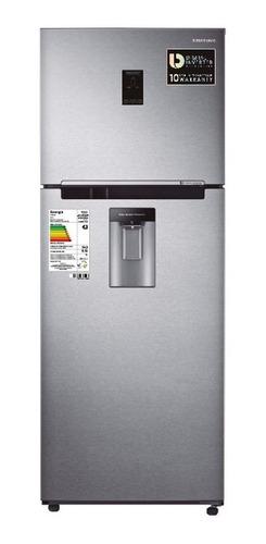 Heladera Inverter No Frost Samsung Rt38k598csl Easy Clean Steel Con Freezer 368l 220v