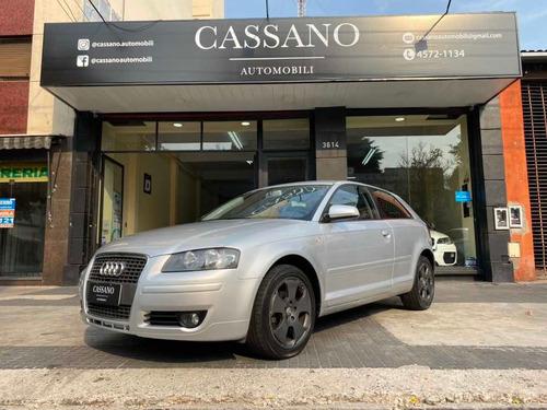 Audi A3 1.6 102cv 2008 3p Gris Plata Cassano Automobili