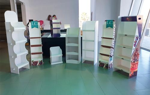 Exhibidor Punto De Venta, Muebles, Negocio, Mostrador