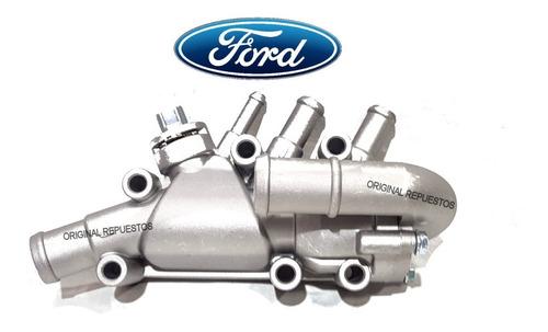 Portatermostato Completo C/ Bulbo Ford Ecosport 1.6 8v Rocam