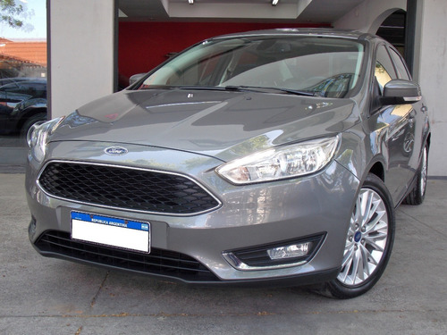 Ford Focus 2.0 Se Plus Mt Sedan 2017
