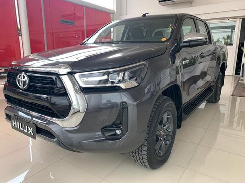 Toyota Hilux 4x4 Srv 6mt 2.8tdi Sarthou 2021