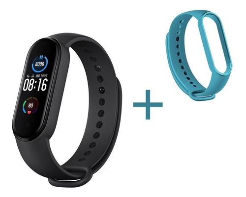 Relógio Smartwatch Xiaomi Mi Band 5 Versão Global + Pulseira