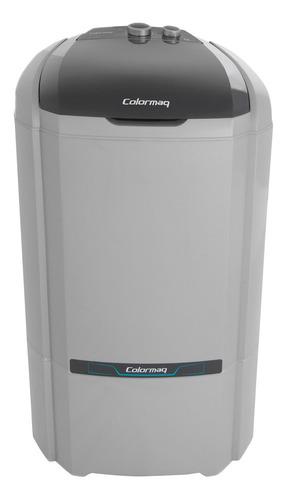 Máquina De Lavar Semi-automática Colormaq Lcs - 14kg  Prateada 127v