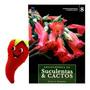 Livro Coleção Enciclopédia De Suculentas E Cactos Volume 8