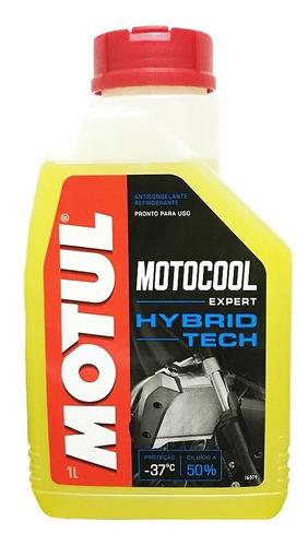Fluido Para Radiador Motul Motocool Expert 1 Litro