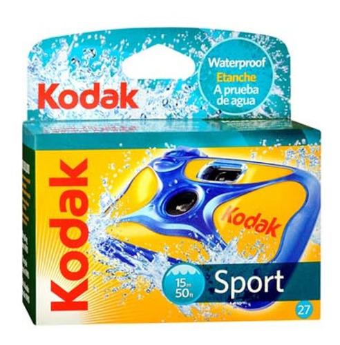 Camara Descartable Kodak Sumergible (vencida2016) -rosario-