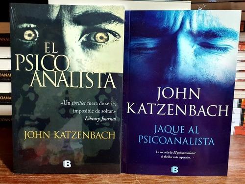 2x1 Libro El Psicoanalista + Jaque Al Psicoanalista