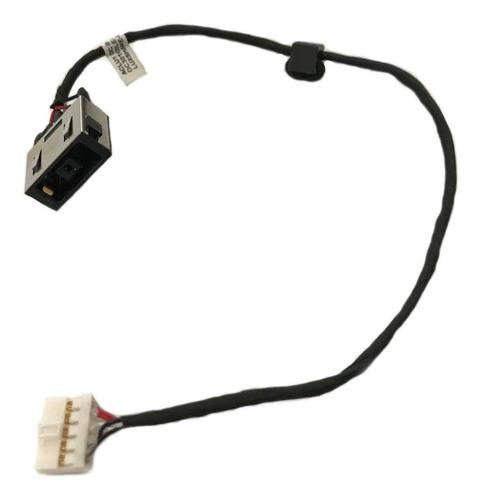 Conector Dc Power Jack Cabo Lenovo G40-30 G40-70 Dc30100le00